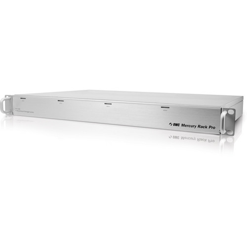 OWC / Other World Computing 12TB Mercury Rack Pro 12TB (4 x 3TB) 1U Multi-Interface Four-Bay RAID Solution
