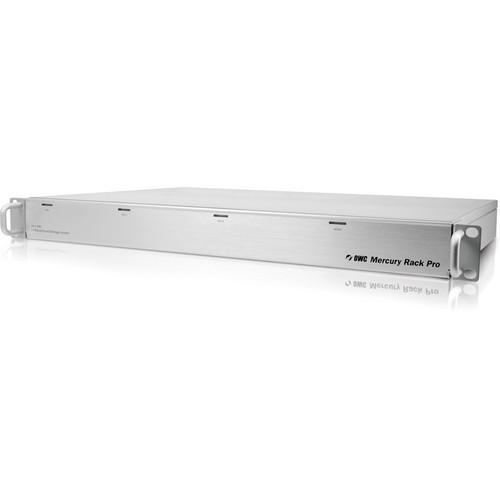 OWC / Other World Computing Mercury Rack Pro 4TB (4 x 1TB) Four-Bay 1U Rack SAS Storage Solution