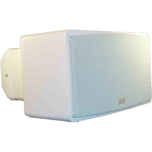 OWI Inc. AMP04TRPW  Amplified Trumpet Speaker (White)
