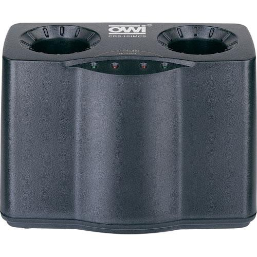 OWI Inc. CRS-HHMCS Microphone Charging Station for CRS-HHMIC Microphones