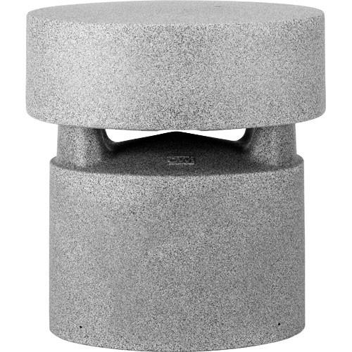 OWI Inc. LGS100GR Oval Garden Speaker (Granite)