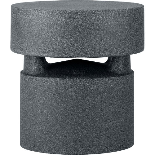 OWI Inc. LGS170DB Oval Garden Speaker (Dark Grey)