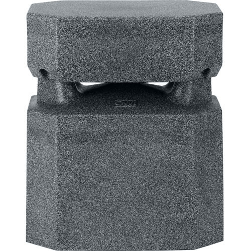 OWI Inc. LGS400DG Octagon Garden Speaker (Dark Grey)
