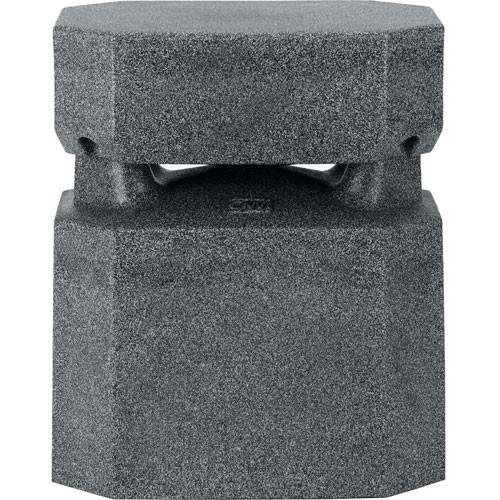 OWI Inc. LGS400DG Octagon Garden Speaker (Dark Gray)