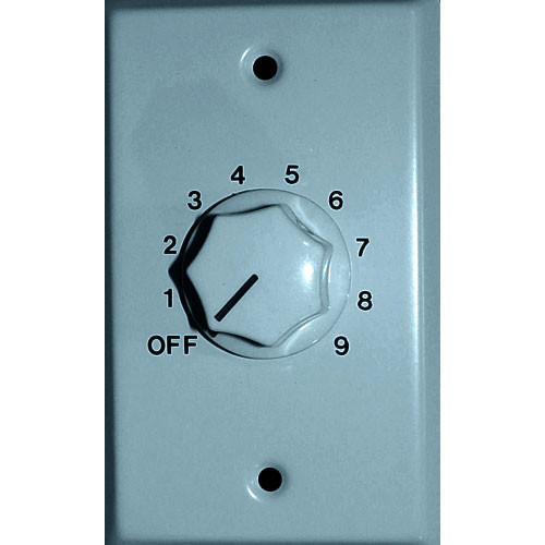 OWI Inc. OWI25082BS Stereo Attenuator (Brushed Steel)