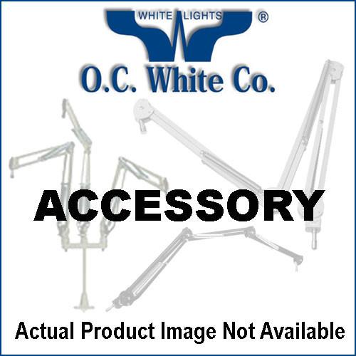 O.C. White Microphone Arm Cap