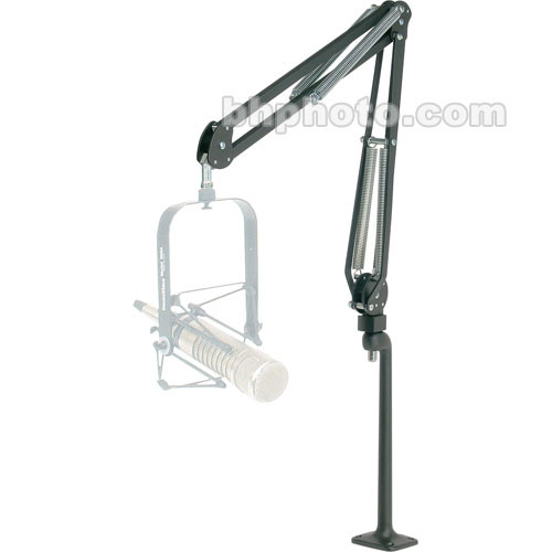 O.C. White Deluxe Microphone Arm and Riser System (Beige)