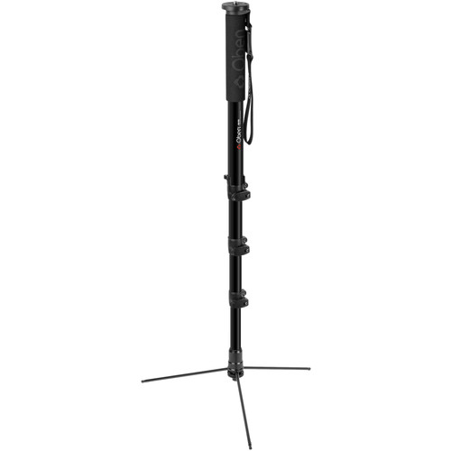 Oben ACM-2400L 4-Section Aluminum Self-Standing Monopod with Mini-Legs