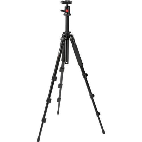 Oben AC-1400 4-Section Aluminum Tripod with BA-00 Ball Head