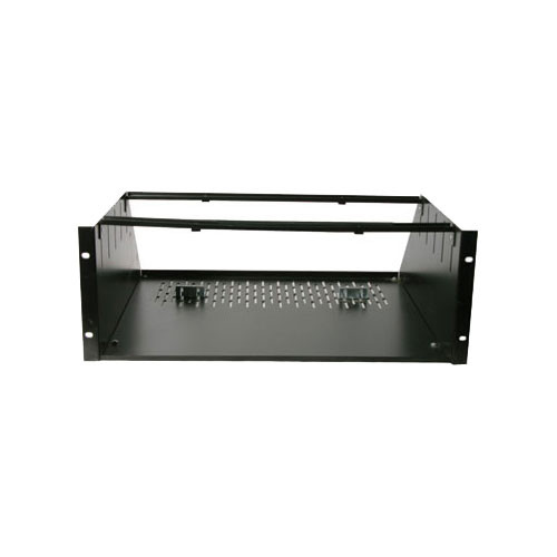 Odyssey Innovative Designs ASC4 4U Clamping Rack Shelf