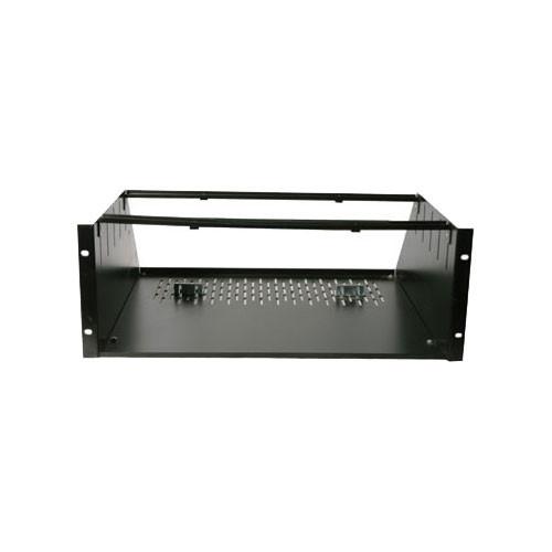 Odyssey Innovative Designs ASC4 4U Clamping Rack Shelf