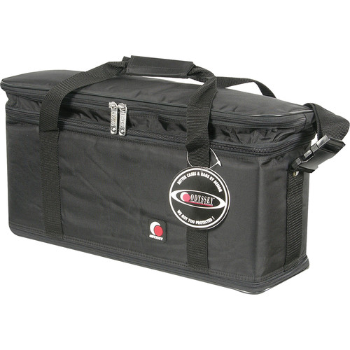 Odyssey Innovative Designs BR308 Bag-style Rack Case (Black)