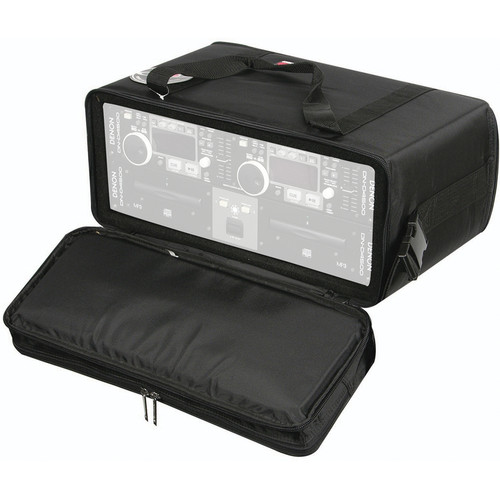 Odyssey Innovative Designs BR412 Bag-style Rack Case (Black)
