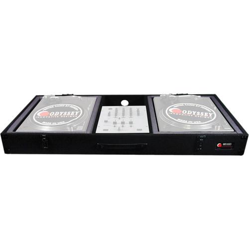 Odyssey Innovative Designs CBM10E Econo Carpeted Battle Mode Case (Black)