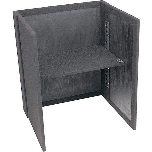 Odyssey Innovative Designs CF2124 Carpeted Folding DJ Stand