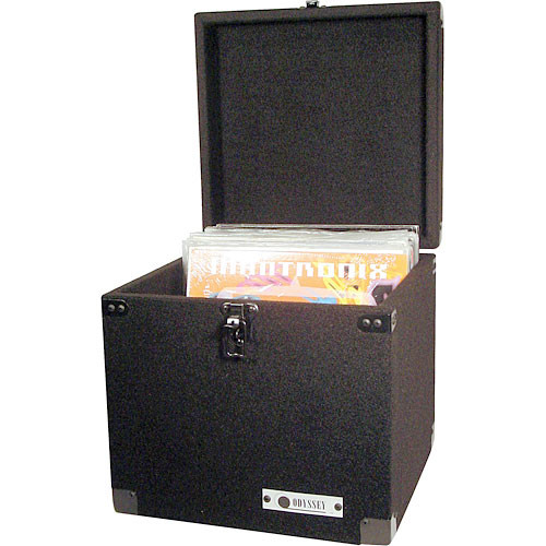 Odyssey Innovative Designs CLP090E Standard Carpeted LP Case