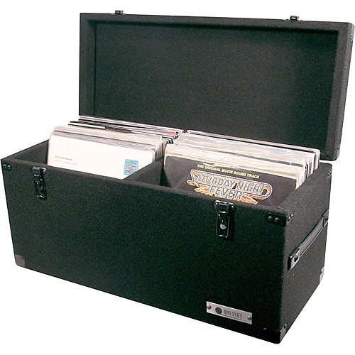 Odyssey Innovative Designs CLP180E Standard Carpeted LP Case