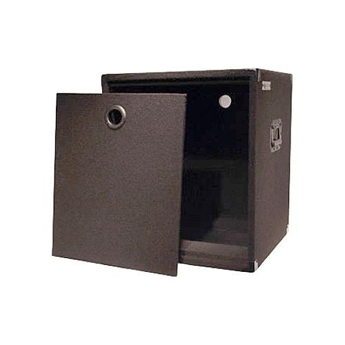 Odyssey Innovative Designs CRE12 Carpeted Econo Rack Case (Black)