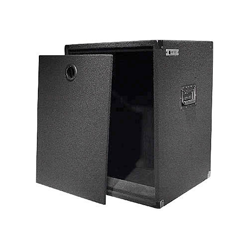 Odyssey Innovative Designs CRE14 Carpeted Econo Rack Case (Black)