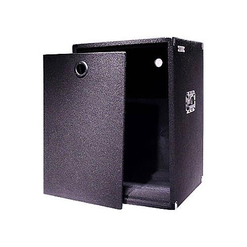 Odyssey Innovative Designs CRE16 Carpeted Econo Rack Case (Black)