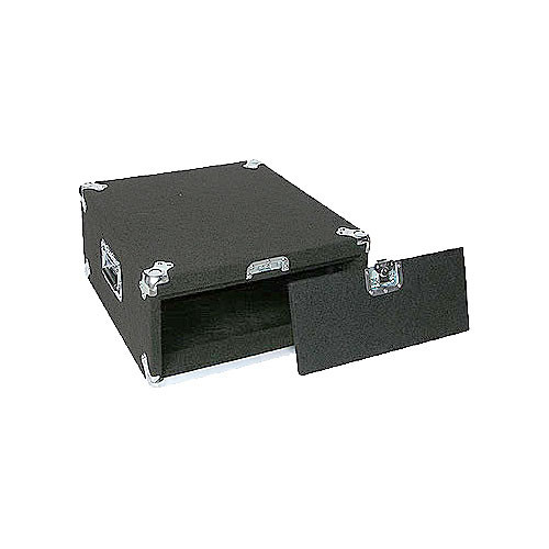Odyssey Innovative Designs CRP04 Carpeted Rack Case (Black)