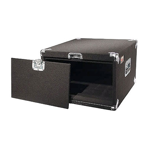 Odyssey Innovative Designs CRP06 Carpeted Rack Case (Black)