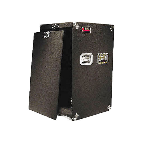 Odyssey Innovative Designs CRP18 Carpeted Rack Case (Black)