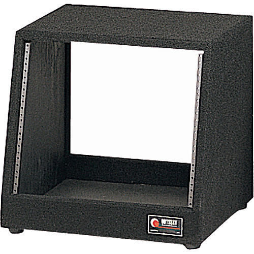 Odyssey Innovative Designs CRS08 Carpeted Studio Rack (8U)