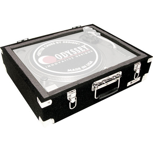 Odyssey Innovative Designs CTTE (Standard) Carpeted Turntable Case