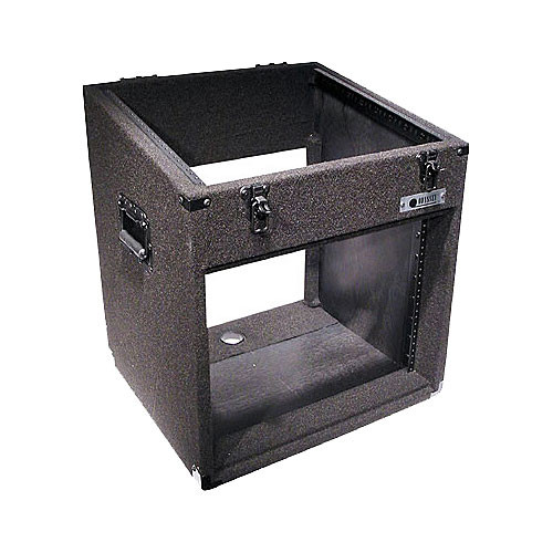 Odyssey Innovative Designs CXC908 Carpeted Console Rack Case {Black}
