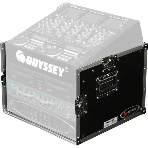 Odyssey Innovative Designs FR1006 Flight Road Combo Case