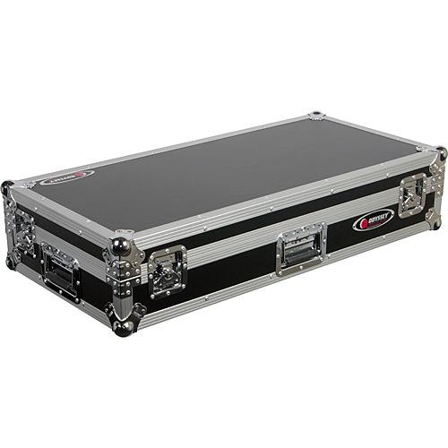 Odyssey Innovative Designs FR10CDJW Flite Ready DJ Large Format CD Coffin Case