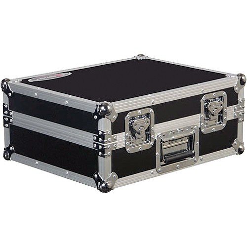 "Odyssey Innovative Designs FR1200E Flight Ready ""E"" Series Turntable Case"