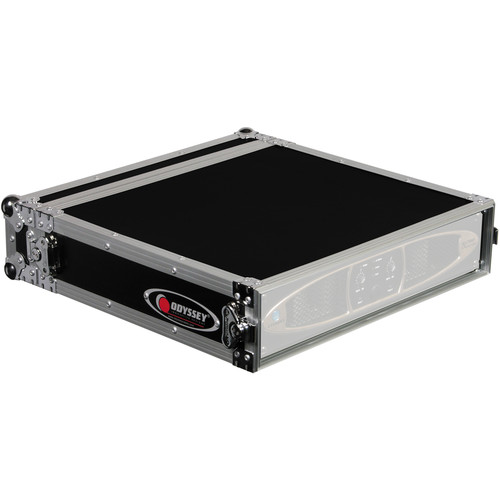 Odyssey Innovative Designs FRAR2E Flight Ready E Series Amp Rack Case