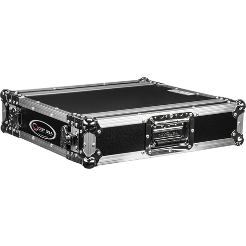 Odyssey Innovative Designs FRER2 Flight Ready Special Effects Rack Case