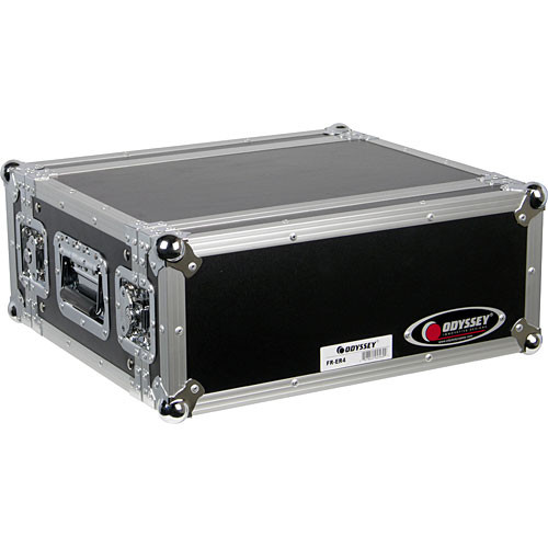 Odyssey Innovative Designs FRER4 Flight Ready Special Effects Rack Case