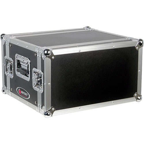 Odyssey Innovative Designs FRER6 Flight Ready Special Effects Rack Case