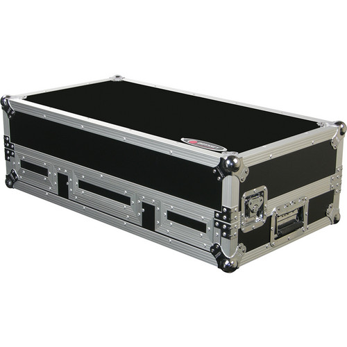 Odyssey Innovative Designs FRGS12CDIW Flight Ready Glide Style DJ Medium Format CD Coffin Case