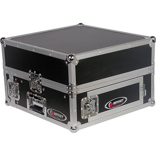 Odyssey Innovative Designs FRGS802 Flight Ready Glide Style Combo Rack Case