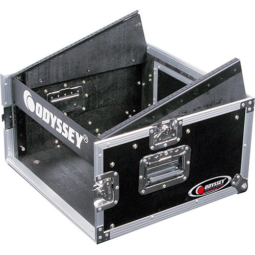 Odyssey Innovative Designs FZ1004 Flight Zone ATA Combo Rack Case