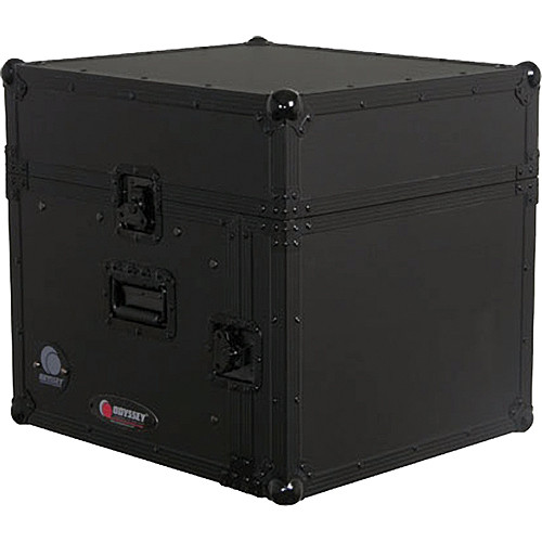 Odyssey Innovative Designs FZ1006BL Flight Zone ATA Combo Rack Case
