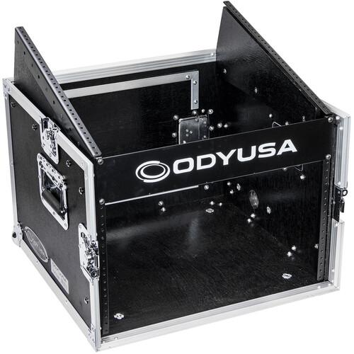 Odyssey Innovative Designs FZ1006 Flight Zone ATA Combo Rack Case
