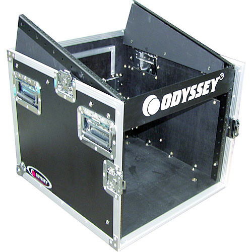Odyssey Innovative Designs FZ1008 Flight Zone ATA Combo Rack Case