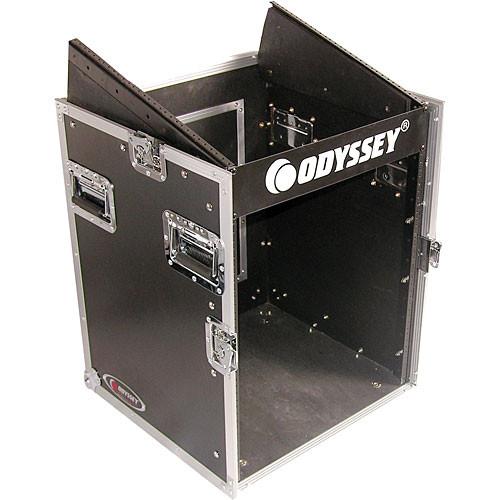 Odyssey Innovative Designs FZ1012 Flight Zone ATA Combo Rack Case