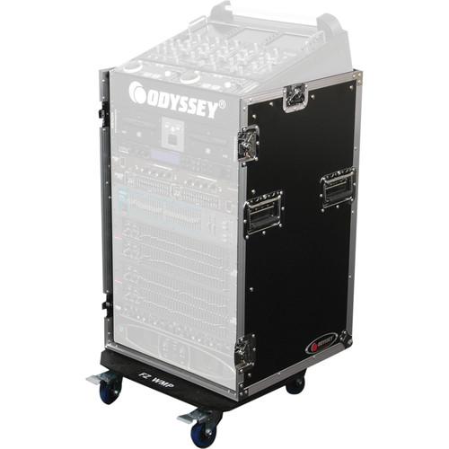 Odyssey Innovative Designs FZ1016W Flight Zone ATA Combo Rack Case