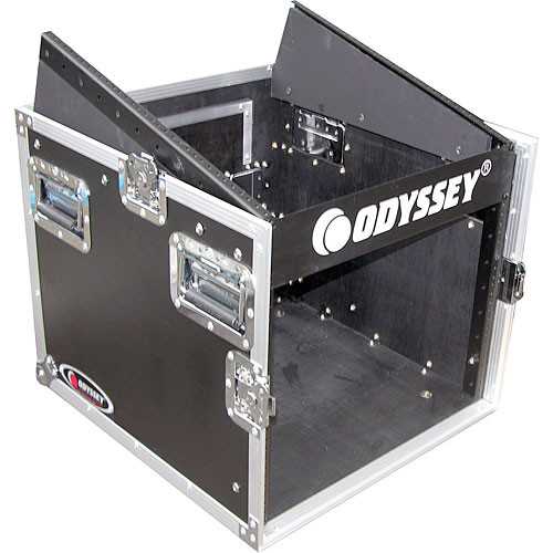 Odyssey Innovative Designs FZ1108 Flight Zone ATA Combo Rack Case