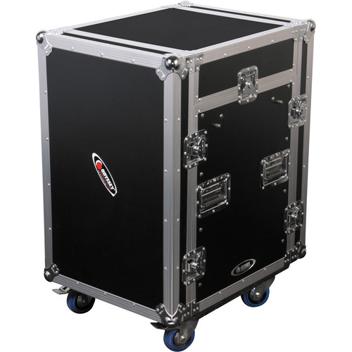 Odyssey Innovative Designs FZ1112W Flight Zone ATA Combo Rack Case