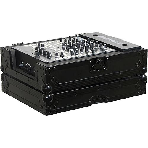 "Odyssey Innovative Designs Flight Zone Black Label Series 12"" DJ Mixer Case"