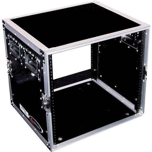 Odyssey Innovative Designs FZAR10 Flight Zone Ten Space Amp Rack Case