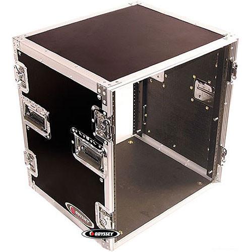 Odyssey Innovative Designs FZAR12 Flight Zone 12 Space Amp Rack Case